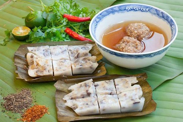 Bánh bèo Hải Phòng mang hương vị đặc trưng