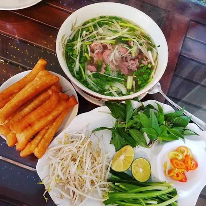 Phở Hà Nội - món ăn truyền thống của người Việt