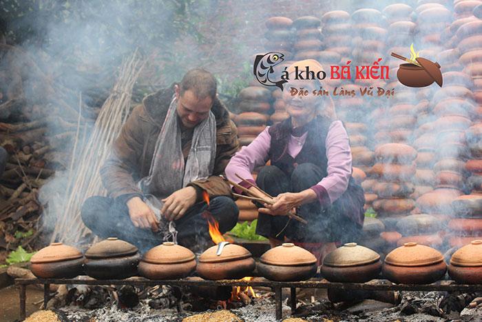 Cá kho làng Vũ Đai - đặc sản cho người sành ăn