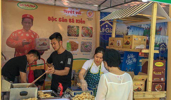"""Các hoạt động nổi bật của Rươi Bá Kiến tại hội chợ """"Made in Viet Nam"""""""